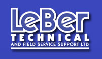 LeBer Technical and Field Service Support