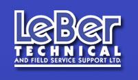 Le Ber Technical Logo